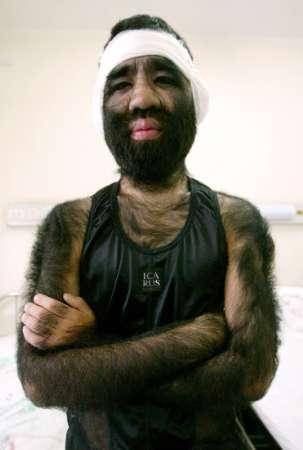фото волосатого мужика
