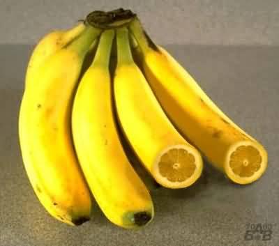 Банано-лимон