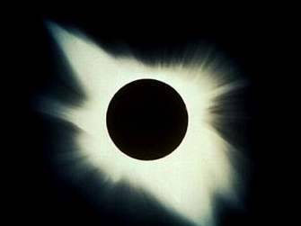 29 марта 2006 года. Полное солнечное затмение