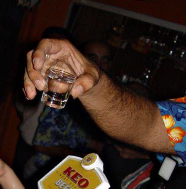 Как правильно пить текилу. (21+)