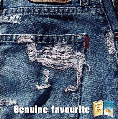 Креативная реклама Camel