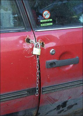 Безопасность вашего автомобиля