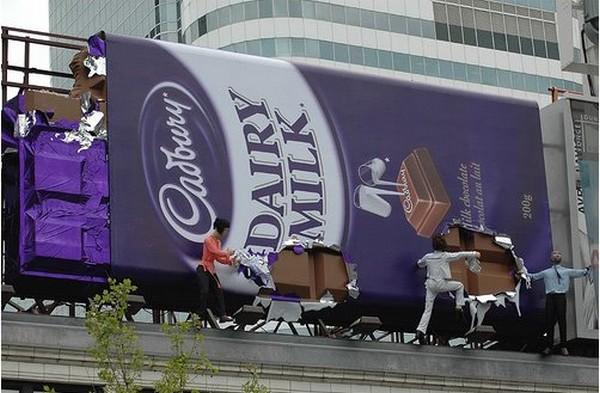 cadburys advertising