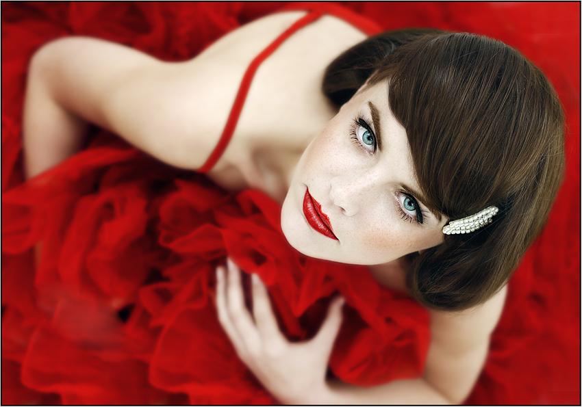 Красивые картинки с красным цветом 4