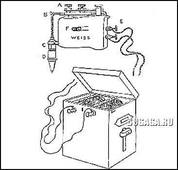 Первый механический вибратор