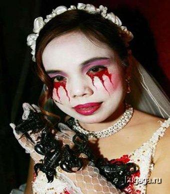 Свадьба Зомби