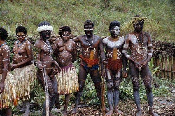 Фото африканских племен без одежды 10 фотография