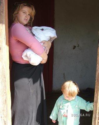 13-летняя мама двух сыновей мечтает родить девочку (ФОТО)
