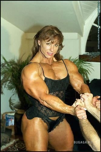 Сильные девушки фото