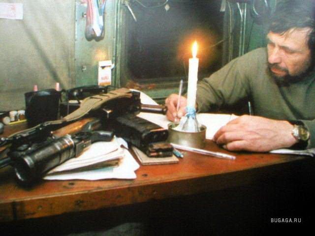 Пять лет назад чеченцы разработали методы борьбы с российской агрессией - один в поле воин!