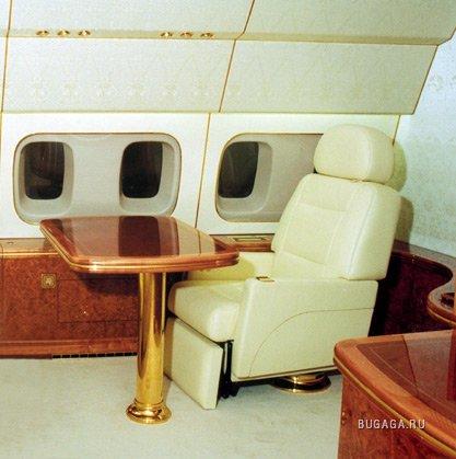 Самолёт Путина (40 фото)