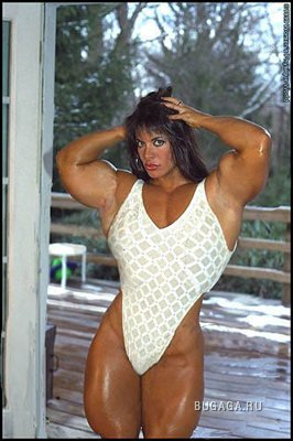 Красота женского тела.