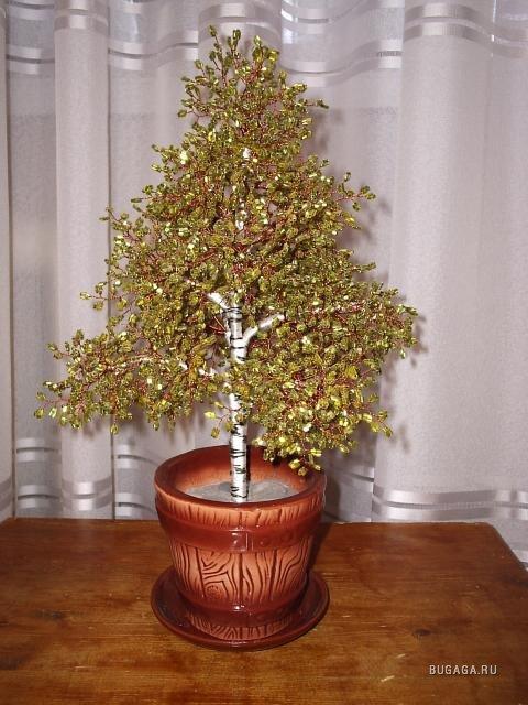 Ключевые теги: бисер, бисероплетение, деревья из бисера, фенечки, схемы, бисерные.  Автор статьи: Юлия Часовских.