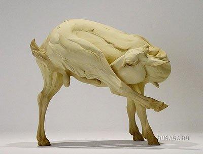 Скульптуры из мыла