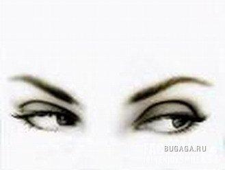 глаза... в них многое можно увидеть...