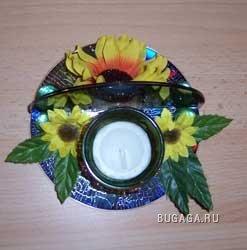 Сделай сам: сувениры из болванок
