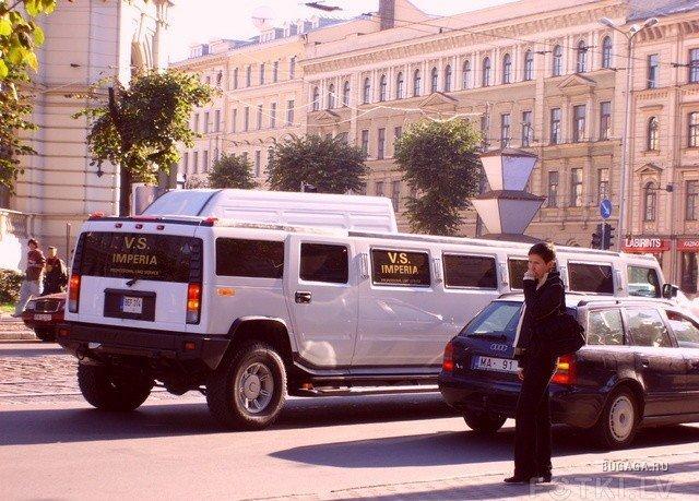 автомобиль латвия фото