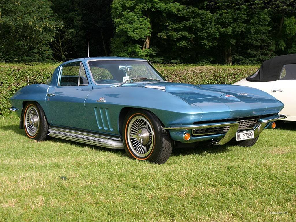 Corvette C2 Sting Ray