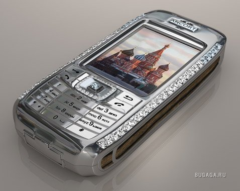 Сами модные телефоны