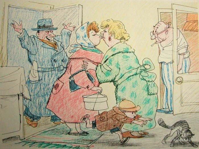 Картинки незваные гости
