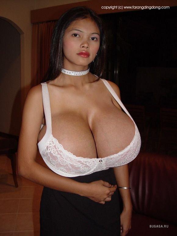 огромные сиськи китаянок фото