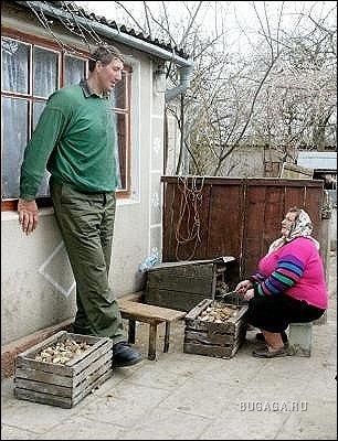 Гигант из Украины