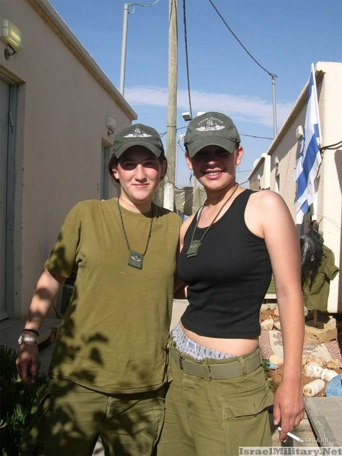 a personal narrative about an israeli army experience