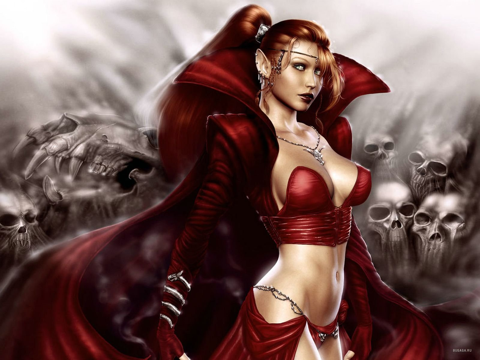 Naked warcraft jaina fucking angel