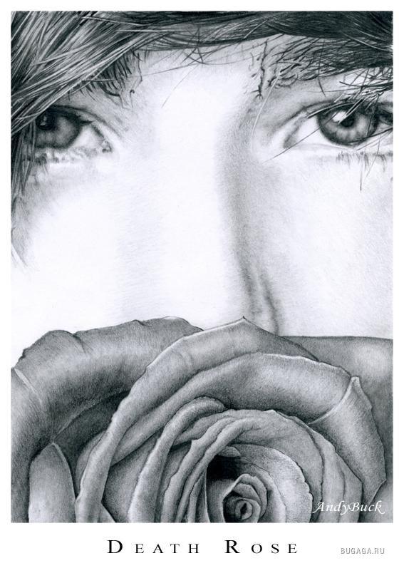 Рисунок простым карандашом Разное ч. 2.