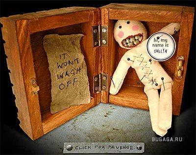 куклы вуду