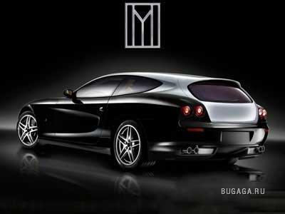 Vandeтbrink строят универсал Ferrari