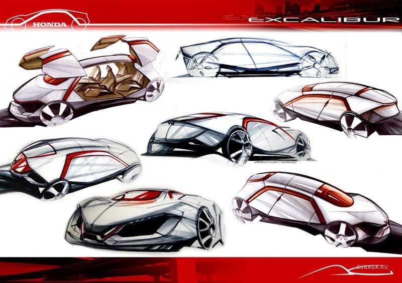 Дизайн авто