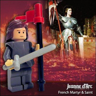 Знаменитости из Lego