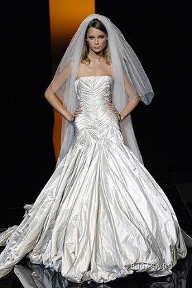 Свадебные платья от Ellie Saab