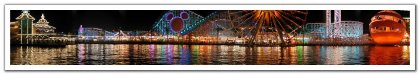 Подборка: Панорамы ночных городов