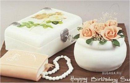 Тортики...