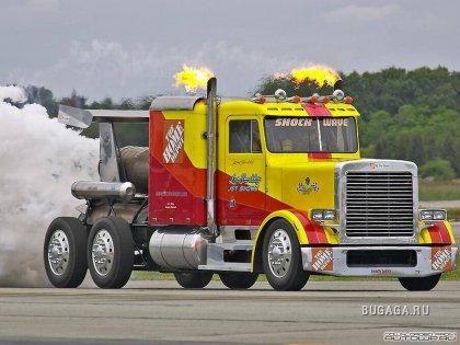 Подборка грузовиков