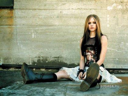 Avril Lavigne, 17 фото