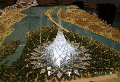 В Москве появится «Хрустальный остров»