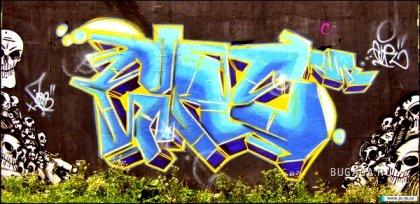 Граффити. Прага.