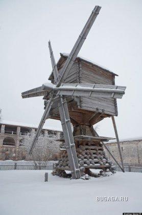 Зимняя Россия