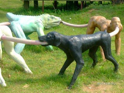 Эротические скульптуры