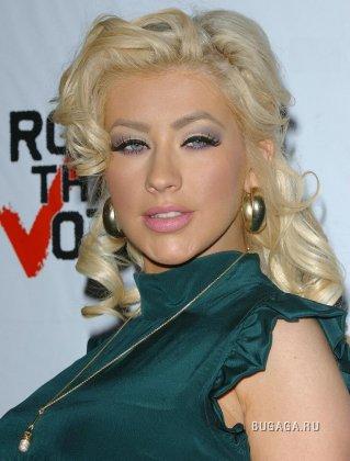 Christina Aguilera - такая разная