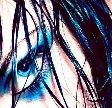 О чем молчат губы, о том расскажут глаза...