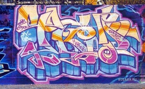 Сленг в Graffity