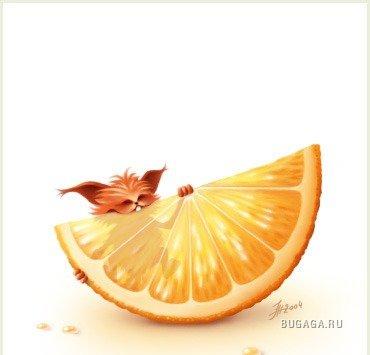 Сочная подборочка)