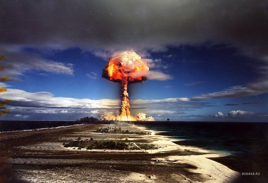 Ядерные испытания КНДР могут привести к распространению радиоактивного облака над Тихим океаном