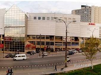 Взрыв в торговом центре Jumbo
