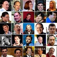 25 самых влиятельных людей в Интернете