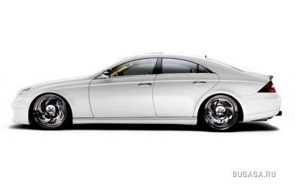 Тюнер Wheelsandmore показал 600-сильный Mercedes CLS